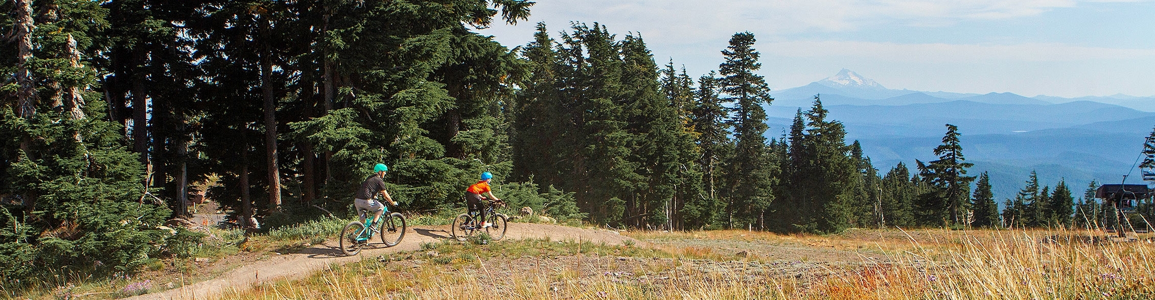 TIMBERLINE MOUNTAIN BIKE LESSONS