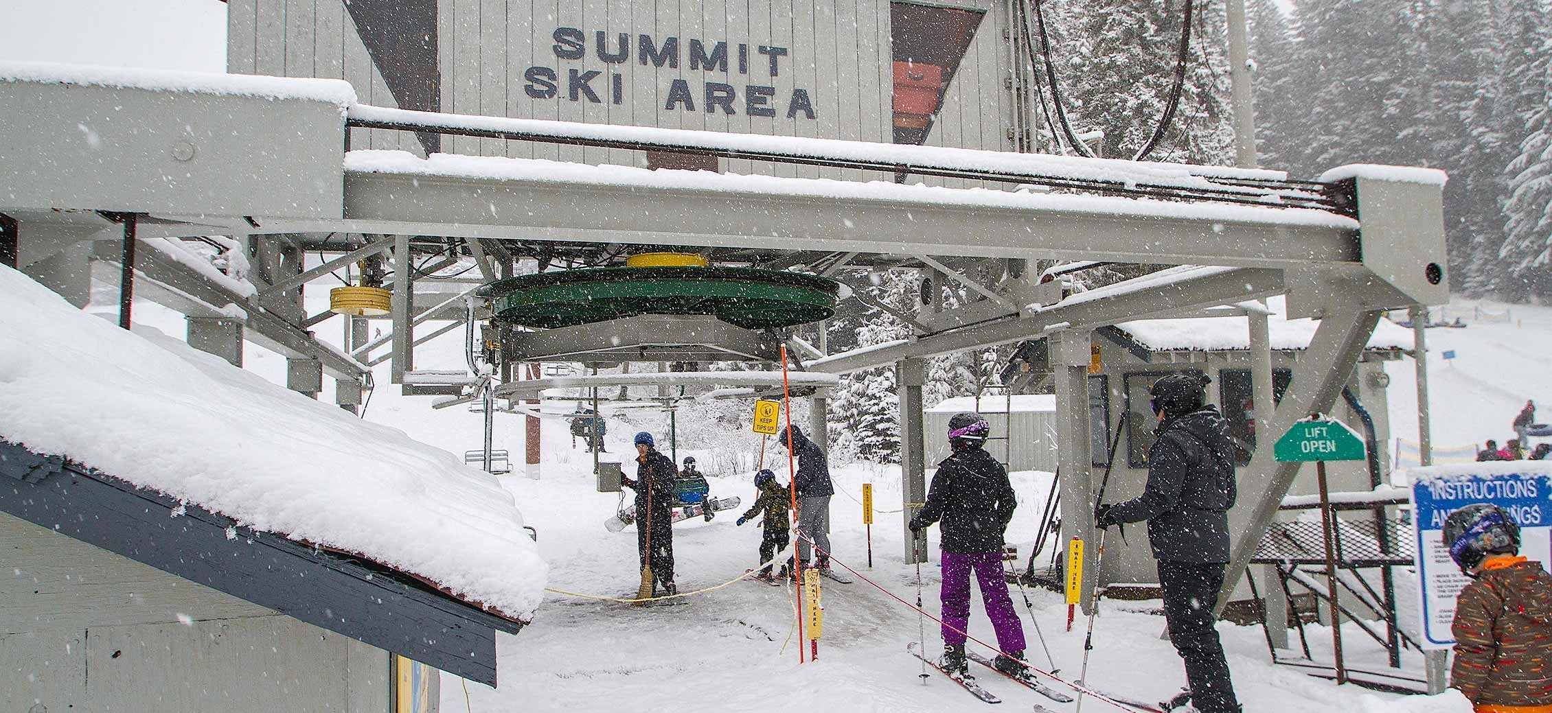 SUMMIT SKI AREA