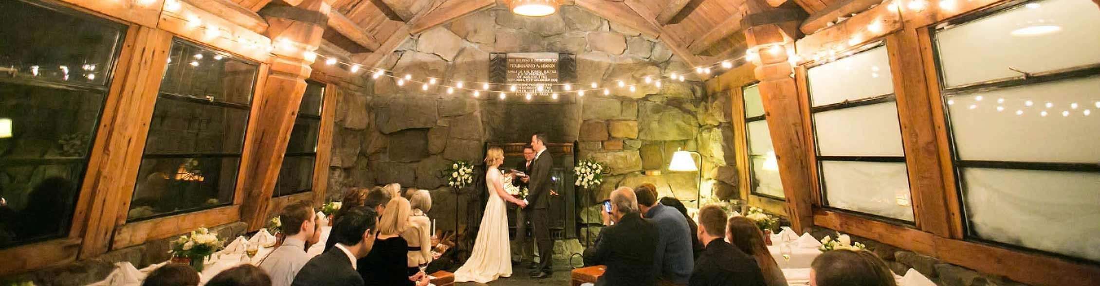 SILCOX HUT WEDDINGS
