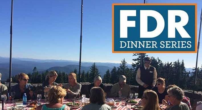 FDR SUNSET DINNER SERIES