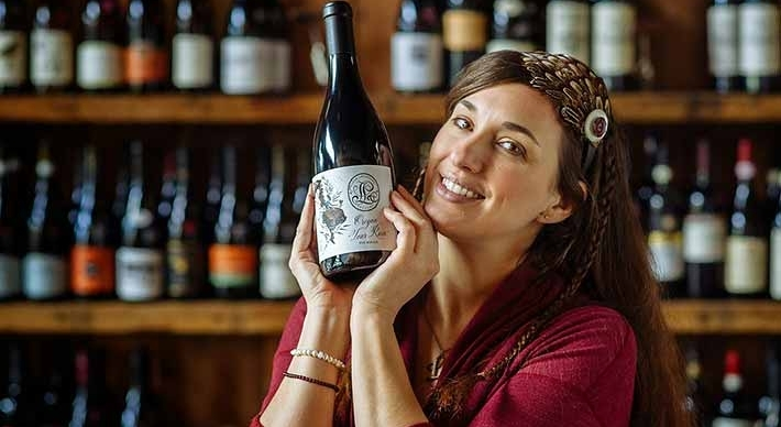 LEAH JORGENSEN SILCOX HUT WINEMAKERS DINNER