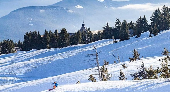 TIMBERLINE LODGE SEASON EXTENDED