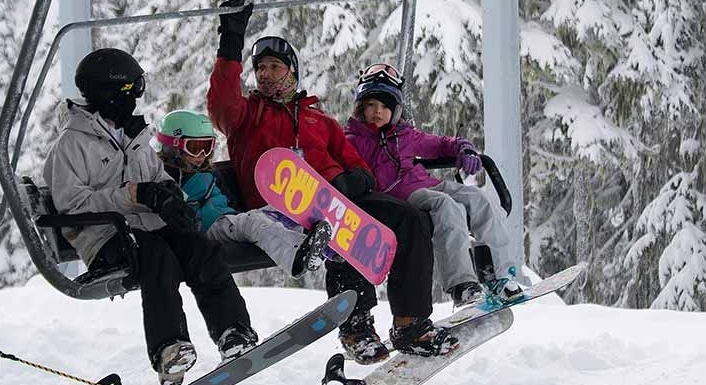 TIMBERLINE OPENING DAY
