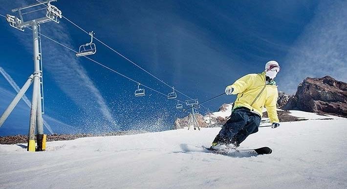 Palmer Skier