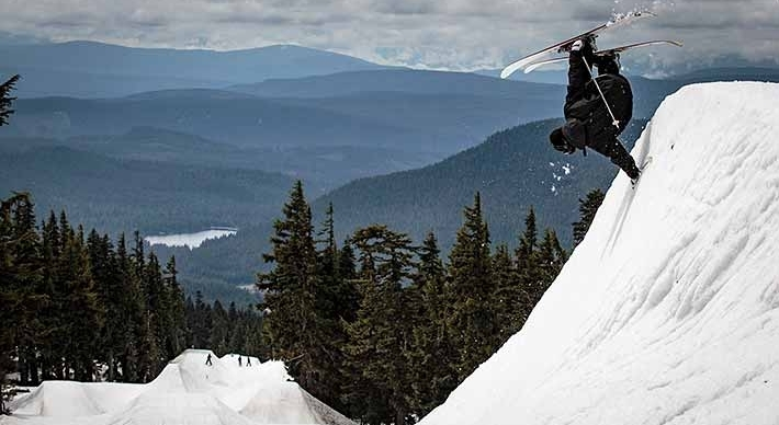 TIMBERLINE TERRAIN PARKS