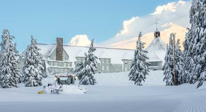 TIMBERLINE REOPENS