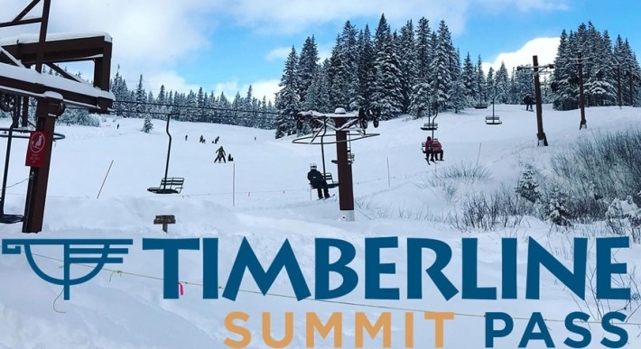 TIMBERLINE SUMMIT PASS