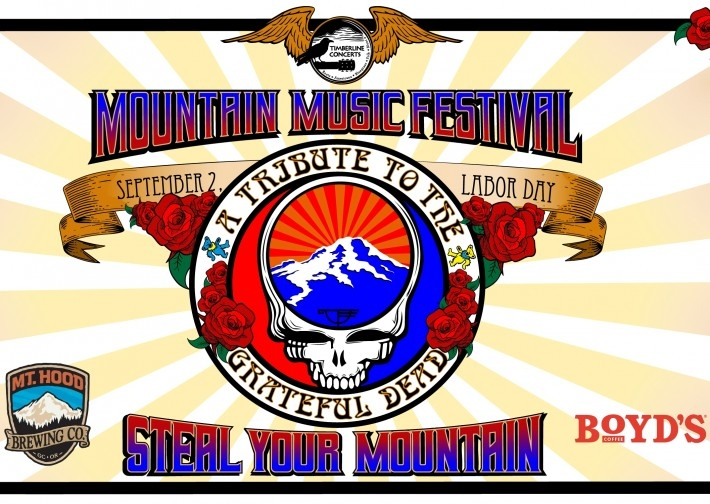 TIMBERLINE MOUNTAIN MUSIC FEST