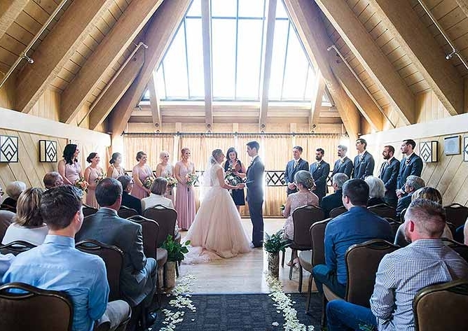 TIMBERLINE WEDDINGS RAVENS NEST