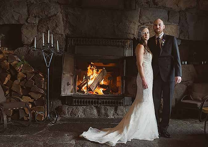 TIMBERLINE WEDDING SILCOX HUT
