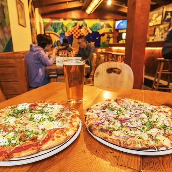 blue ox bar pizza