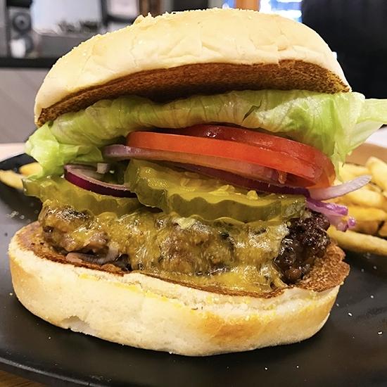 darn good burger