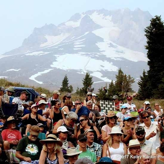 TIMBERLINE MOUNTAIN MUSIC FESTIVAL