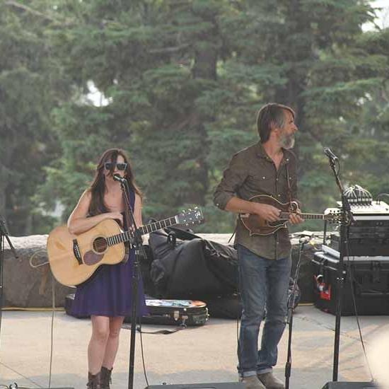 TIMBERLINE MOUNTAIN MUSIC FESTIVAL