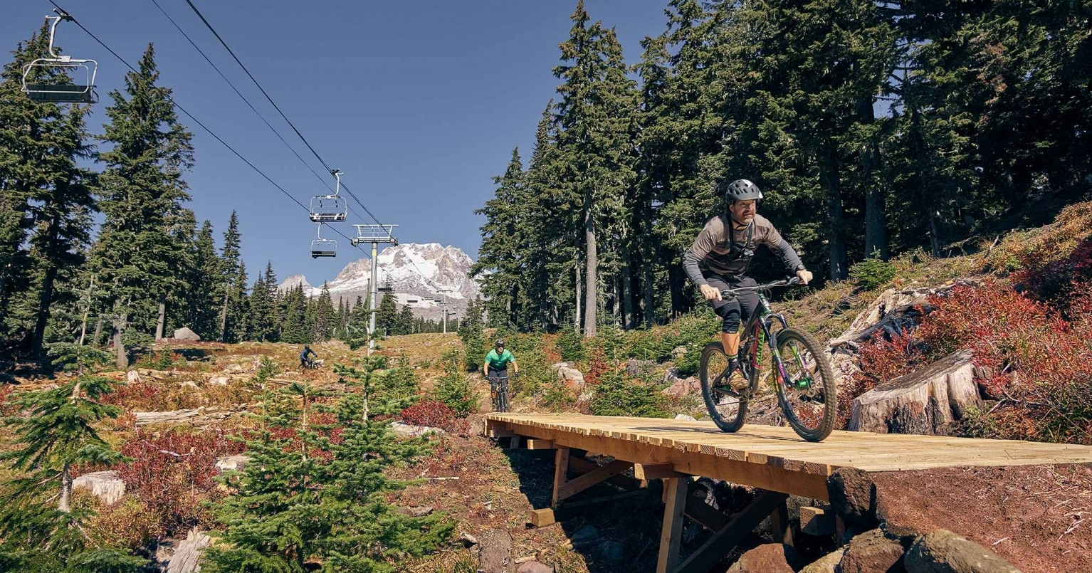 TIMBERLINE BIKE PARK