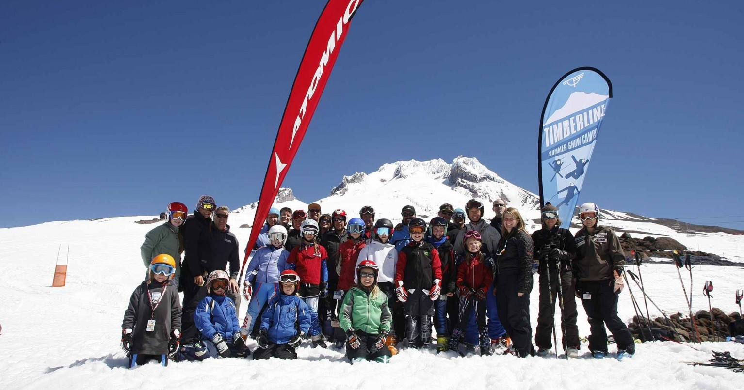 TIMBERLINE SUMMER SNOW CAMPS