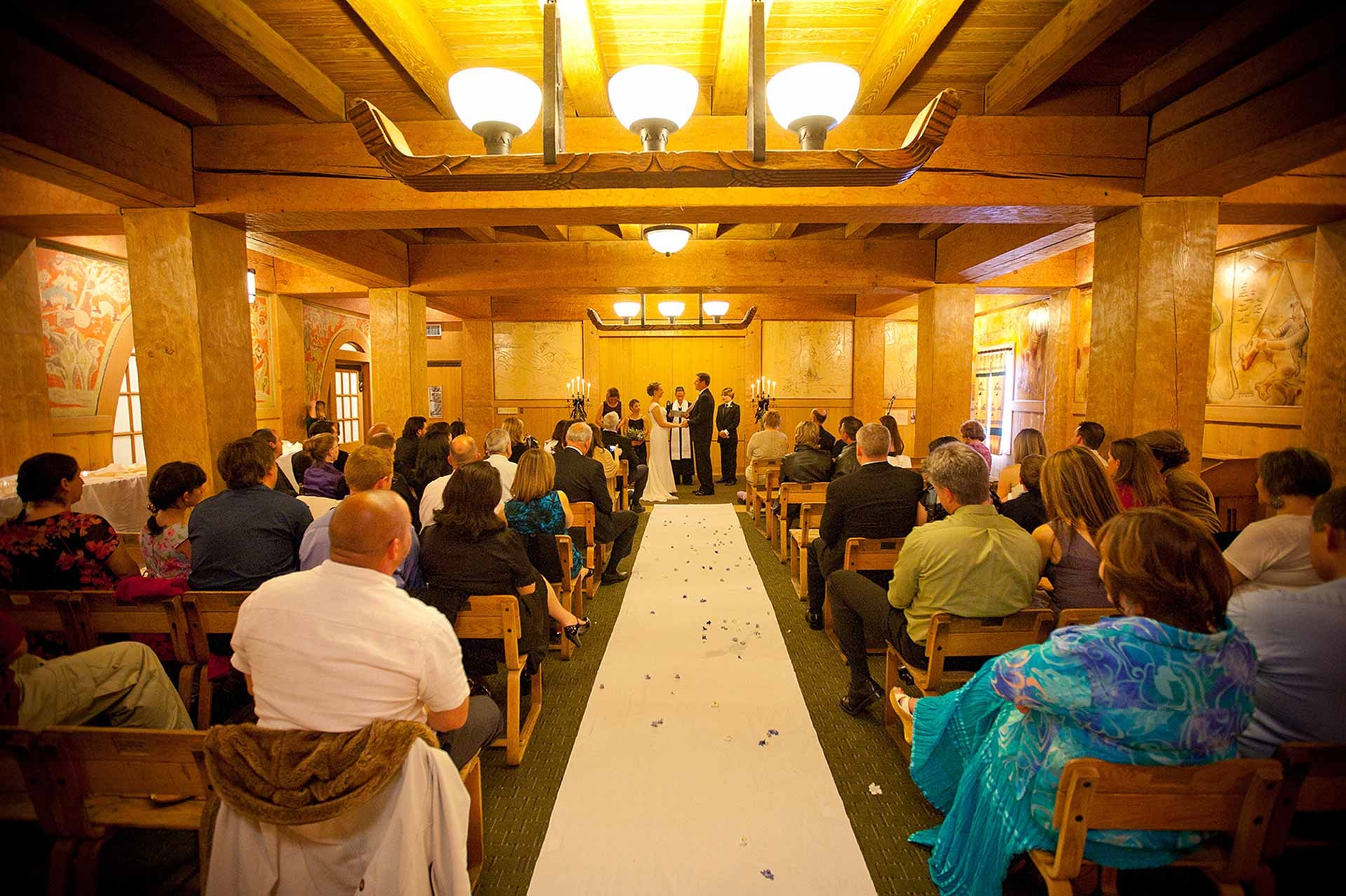 TIMBERLINE WEDDINGS BARLOW ROOM