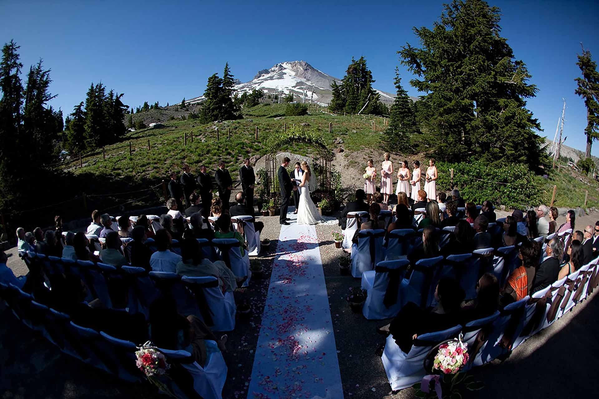TIMBERLINE WEDDINGS ULLMAN PATIO