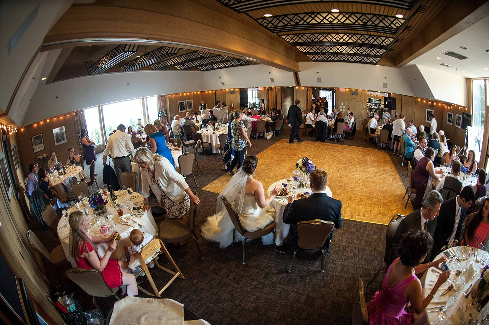 TIMBERLINE WEDDINGS ULLMAN HALL