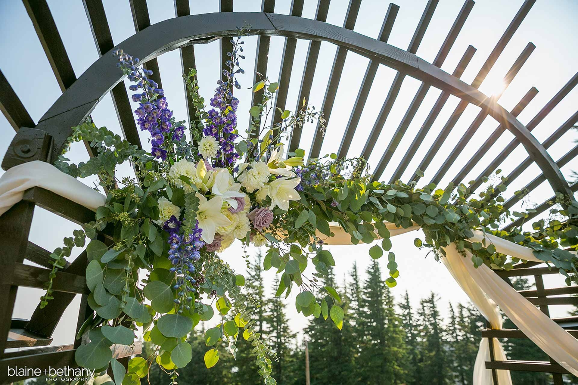 TIMBERLINE WEDDINGS AMPHITHEATER