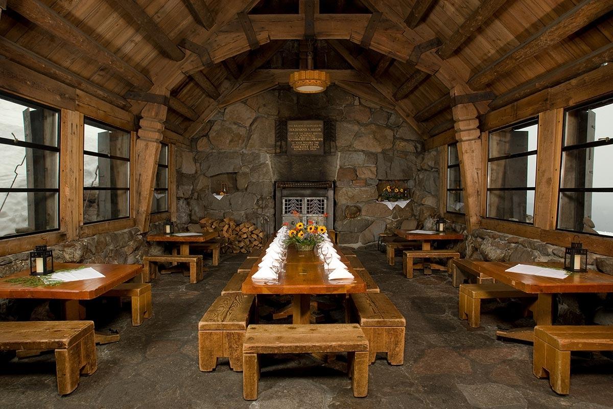 Silcox Hut