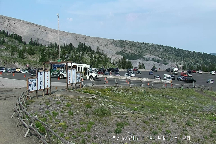 Timberline Lodge Cam