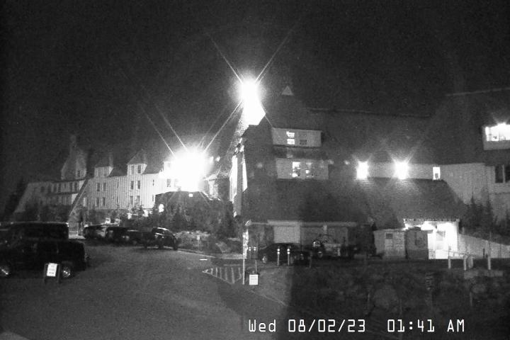 Timberline Lodge webcam image